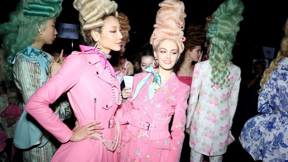 Semana de moda de Milão outono / inverno 2020